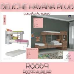 Título do anúncio: Beliche havaina Plus/beliche havaiana Plus/ beliche havaina Plus-83838