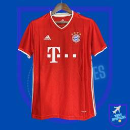 Camisa I Bayern de Munique 2020/2021