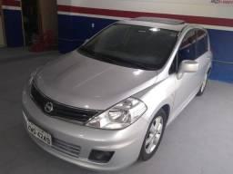 Nissan Tiida SL - 2012 - Mec. - Novo - TOP de linha!
