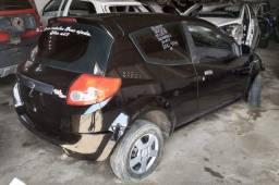Sucata de Ford KA 1.0 Zetec 2010 para retirada de peças
