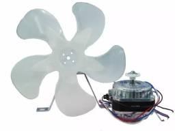 Micro Motor 1/25 Bivolt c/ Hélice plástico e Suporte