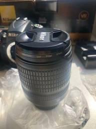 Vendo câmera fotográfica Nikon D7000