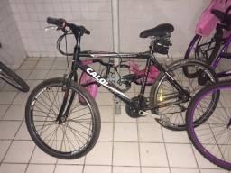 Bicicleta Caloi tech