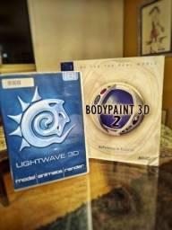 LightWave Bodypaint e Zotac para Computação Gráfica
