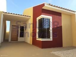 Casa para Venda em Ponta Grossa, Nova Ponta Grossa, 2 dormitórios, 1 banheiro, 1 vaga