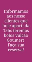 BOLO VULCÃO GOURMET