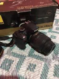 Vendo câmera fotográfica marca Nikon