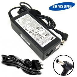 Fonte para Notebook Samsung 19V 3.42A