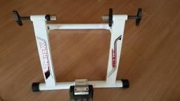 Título do anúncio: Rolo de Treino Ciclismo MTB, Speed - Tranz X Magnetico