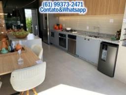 Casa em Condominio Fechado em Goiania, Novo Lançamento Jardins