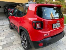 Jeep Renegade Longitude Diesel 4x4 Blindado na garantia