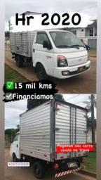 Hyundai hr 15 mil kms