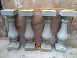 Vendo balaùstres de concreto novo por unidade