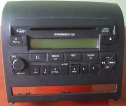 Som original Conect Fiat Bluetooth