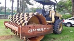 Rolo compactador Dinapac ca25