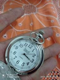 Relógio bolso estilo antigo leia anúncio