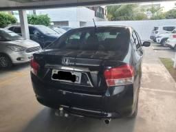 Título do anúncio: Honda City Ex blindado 2012