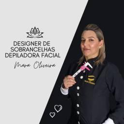 Design de Sobrancelhas e Depilação Facial - Lotus