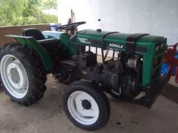 Trator Agrale 4100 + 4 Acessórios