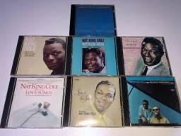 Coleção Cds Nat King Cole !!