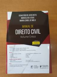 Manual de Direito Civil 2020 NOVO