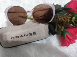 Óculos de sol Orange ( novos)