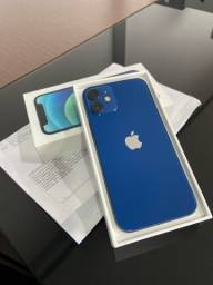 Iphone 12 seminovo com Nota fiscal!