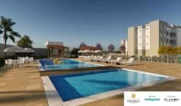 FS| Apartamento 2 quartos, varanda, lazer completo, segurança 24h em Igarassu.