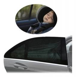 Capa Cortina de Carro para Proteção do Sol de Crianças
