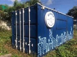 Título do anúncio: Container reformado, pronto para uso!