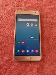 Samsung J7 Neo Dourado ,16GB, 4G 330$