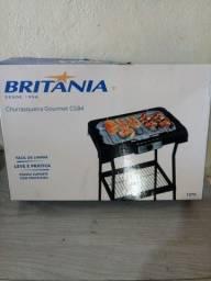 Churrasqueira eletrica britanica 110$