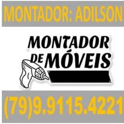 Montador de Móveis-Montagem e Instalações