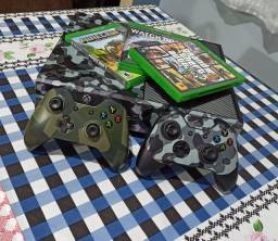 Xbox One Fat 500gb Camuflado