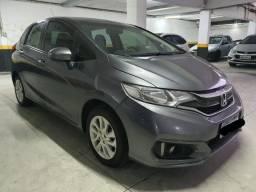 Honda Fit Lx 2019 Impecavel