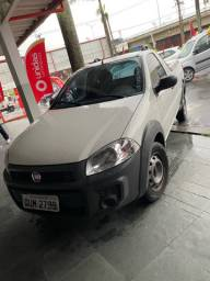 Fiat strada 2020 baixa km