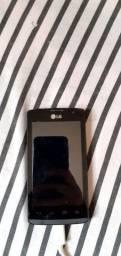 Celular LG para retirada de peças