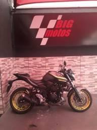 Yamaha MT 03 ABS