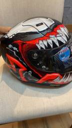 Capacete Hjc Rpha 11 Venom Ii M