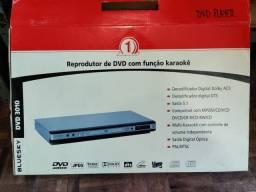 Aparelho de DVD BlueSky
