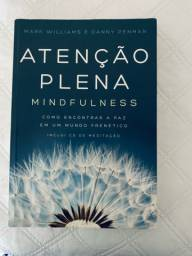 Livro Atenção Plena Mindfulness