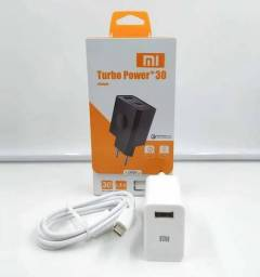 Carregador Turbo Power Xiaomi 3.0