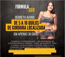 Dieta Fórmula 60 D + Treino Exclusivo ( Com Vídeos )