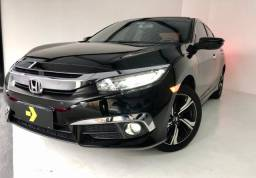 Civic Touring 1.5 Turbo 2018 Único Dono