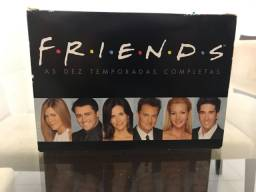 DVD Box Friends Completo 1-10 Temporada