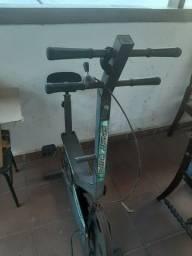 Bicicleta ergométrica para reformar