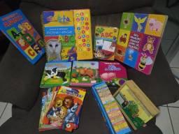 Livros para alfabetização