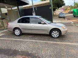 Honda civic 2002 automatico