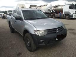 Triton Diesel 4x4 2018 seminova