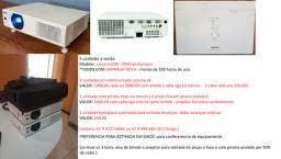 Projetor sanyo xu106